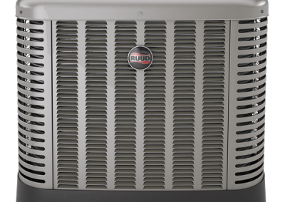 Residential Ruud AC unit